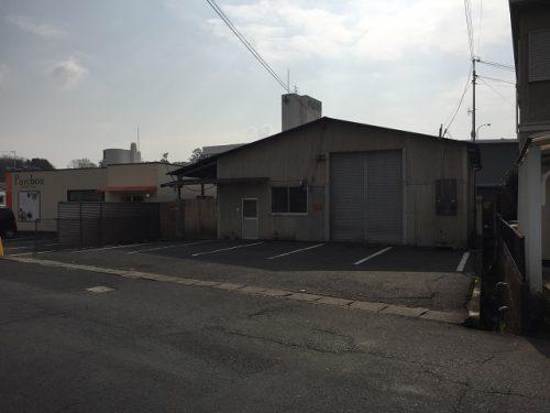 河辺貸事務所兼倉庫【賃貸】